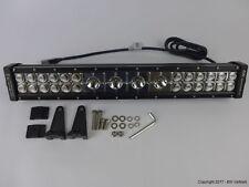 LED Arbeitsscheinwerfer Zusatzscheinwerfer light bar 2-reihig 112W IP67 10V-30V