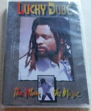 LUCKY DUBE The Man The Music SOUTH AFRICA Cat#GMVDVD0292 DOES'NT PLAY IN USA PAL