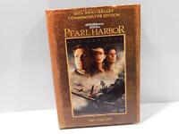 Pearl Harbor (DVD, 2001, 2-Disc Set, Widescreen 60th Anniversary Commemorative E
