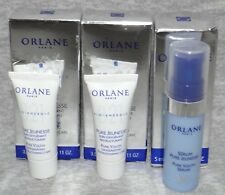 ORLANE 3pc LOT B21 PURE YOUTH DELUXE SAMPLES RESTRUCTURING CARE & SERUM NEW (x3)