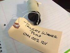 Volvo TAILGATE WASHER PUMP  044 002 12V  VDO