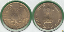 Republic India-republic. 20 paise 1971. 4375. roll