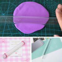 Sculpey Polymer Clay Fimo Acrylic Roller Rolling Pin DIY Clay-Art Craf YZT