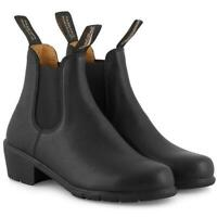 Blundstone Womens 1671 Ladies Chelsea Boots Heel Leather Shoes