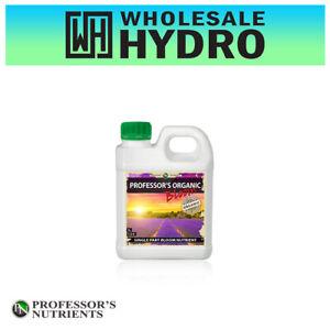 Professor Organic Nutrient Bloom 1lt Hydroponic Nutrient 1 Litre - Single Part