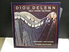 MARIANNIG LARC'HANTEC / DOMINIG BOUCHAUD Diou delenn Deux harpes celtiques