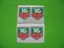 Tag Heuer Sticker/Autocollant x4