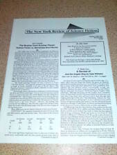 NY REVIEW OF SCI-FI - JOHN KESSEL - March 1993 # 55