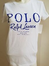 Polo Ralph Lauren Graphic T-shirt NY Fifth Ave NWT value $85.00 sz L
