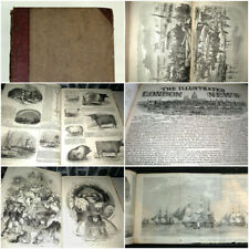 The Illustrated London News - December 1845 to Sept 1854 - William Little HB