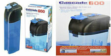 Penn Plax Cascade 600 Submersible Aquarium Filter Cleans Up to 50 Gallon...