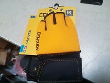 Century Brave Men's Gel Glove yellow size L/Xl