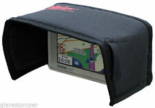 GlareStomper MAXIMUM Shade - Folding GPS Sun Visor for 4.3  in. Displays!