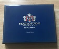 Macanudo Cigar Limited Edition Box/Travel Humidor