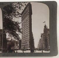 New York City ~ FLATIRON BUILDING ~ Stereoview (96)-5316