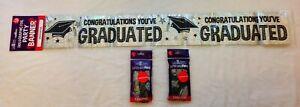 Congratulations Graduation Banners & Banners &  Balloons.