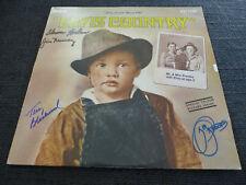 ELVIS PRESLEY Elvis Country I´m 10,000 Years Old signed Autogramme Vinyl Platte