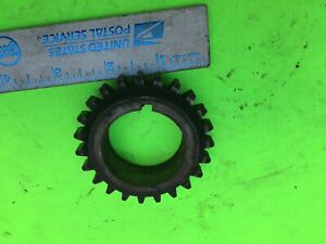 MOPAR crankshaft gear, no PN;  about 2 3/4 inch o.d.,  Used.   Item:  12059
