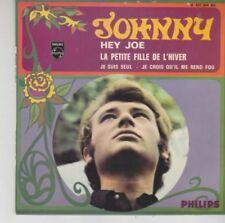Disques vinyles Johnny Hallyday 17 cm
