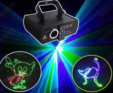 500mW RGB Full Color animation Laser Light Remote control SD card Disco DJ Show