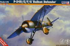 """MISTERCRAFT® 042257 P-24B/E/F/G """"Balkan Defender"""" in 1:72"""