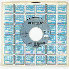 PROFESSOR MORRISON'S LOLLIPOP You Got The Love/Gypsy Lady 7IN 1968 PSYCH VG++
