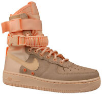Nike SF Air Force 1 Damen Sneaker Turnschuhe Leder 857872-800 Gr. 36,5 - 39 NEU