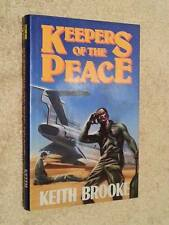 Keith Brooke KEEPERS OF THE PEACE 1st Edn UKHC