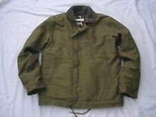 BRONSON N1 Deck Jacket NEU XL 42 52 Jacke US Navy Army Wolle WW2 Coat Oliv M