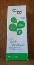 Mountain Falls Daily Facial Moisturizer Spf 15 4.8 fl oz