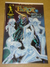 TAROT #4 COVER B WITCH OF THE BLACK ROSE JIM BALENT BROADSWORD COMICS