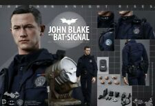Hot Toys MMS274 Batman The Dark Knight Rises TDKR 1/6 John Blake Bat Signal