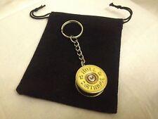 Shotgun Shell Cartridge Cap Keyring / Clay  Shoot Gift Birthday Steampunk Style2