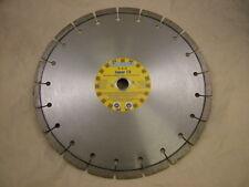 Lame en Diamant Disque 300mm (30.5cm) Laser Soudé 12mm Bord,pour Brique Béton