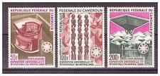 CAMEROUN.  PA   N° 103/105 .  3  VALEURS    NEUVES    **. SUPERBE