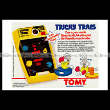#phpb.001814 Photo TRICKY TRAPS TOMY TABLE TOP GAME 1982 Advert Reprint