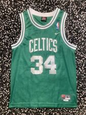 Nike Boston Celtics Paul Pierce Swingman Stitched Jersey Youth Large EXCELLENT