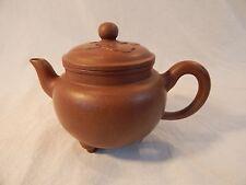 YiXing Zisha Tripod Teapot by China Yixing 中国宜兴紫砂壶