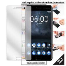 6x Schutzfolie für Nokia 6 Folie Displayschutzfolie klar Displayfolie
