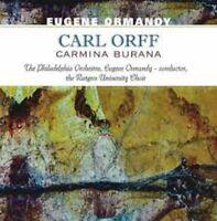Eugene Ormandy - Carl Orff-Carmina Burana [New Vinyl LP] Holland - Import