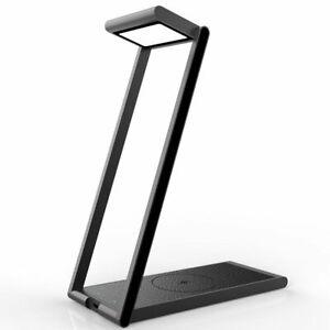 Wireless Fast Charging Led Desk Lamp Usb Rechargeable Adjustable Read Desk Light
