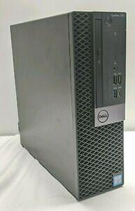 Dell Optiplex 7060 i5 8500 8GB RAM No HDD No OS