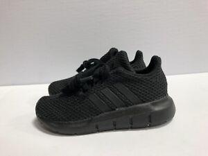 Adidas Swift Run Black US8 M Toddler