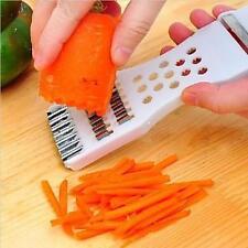 1PC Hotsale Kitchen Vegetable Fruit Potato Slicer Cutter Peeler Chopper Dicer JJ