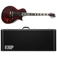 ESP LTD EC-1000 Volcano Red LXEC1000VLRE EMG Locking EXCLUSIVE Guitar with Case