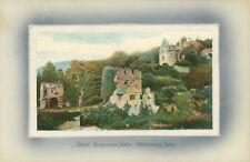 Ansichtskarte Syn Burgruinen Stein Reiffenberg 1911 (Nr.824)