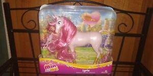 Mia and Me Lyria Unicorn By Simba NIB RARE
