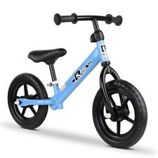 Rigo 12 Inch Kids Balance Bike Blue