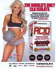 Magnum Nutraceuticals Acid CLA Supplement 90 Count Far Burner Fitness Fresh