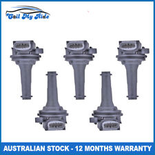 5x Ignition Coils for Volvo C30 C70 S40 S60 S80 V40 V50 V70 2.0L 2.4L 2.5L Re305